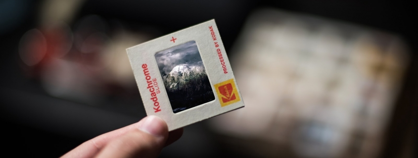 Kodak film square